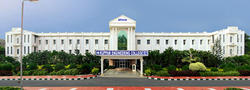 Kuppam Engineering College - Building View -Kuppam Engineering College, Kuppam