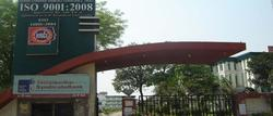 Main Entrance of College -HR Institute Of Technology, Ghaziabad