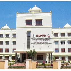 College Building - National Institute for Empowerment of Persons with Multiple Disabilities NIEPMD, Chennai