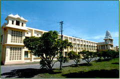 College Campus - Sri Sarada College For Women, Salem