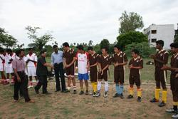 College Sports - Bhaktavatsalam Polytechnic College, Kanchipuram