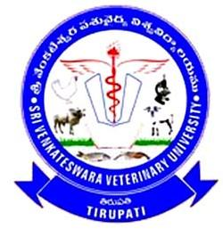 Sri Venkateswara Veterinary University (SVVU), Tirupati