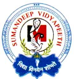 Sumandeep University,  Waghodia