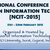 First National Conference on Recent Trends in Information Technology (NCIT 2015), Auro University, February 21-22 2015, Surat, Gujarat