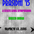 PRASIDHI '15, Kongu Engineering College, March 13 2015, Erode,Tamil Nadu