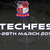 GTU TECHFEST 15, Lalbhai Dalpatbhai College of Engineering, March 27-28 2015, Ahmedabad, Gujarat