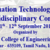 Conference on Exploration of Computation and Information Technology for Disaster Management 15, Adhiyamaan college of engineering, September 11-12 2015, Hosur, Tamil Nadu