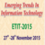 ETIT-2015, G. Narayanamma Institute of Technology and Science, November 27-28 2015, Hyderabad, Telangana