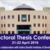 Doctoral Thesis Conference 2016, ICFAI Business School, April 21-22 2016, Hyderabad, Telangana