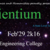Scientium 16, Kongu Engineering College, Feb 29 2016, Erode, Tamil Nadu