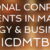 International Conference on Developments in Management Technology & Business (ICDMTB-2016), Institute of Technology & Science, Apr 01-02, 2016, Ghaziabad, Uttar Pradesh