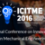 ICITME, ISBM School of Technology, Mar 10-12, 2016, Pune, Maharashtra