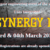SYNERGY 16.0, Government College of Engineering, March 3-4 2016, Salem, Tamil Nadu