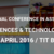 The Global Challenges - Role of Sciences & Technology in Imparting Their Solutions, Technological Institute of Textile & Sciences (TITS), Apr 23-24, 2016, Bhiwani, Haryana