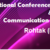 Sixth International Conference on Advanced Computing & Communication Technologies (ACCT-2016), RG Education Society, Sep 03-04, 2016, Rohtak, Haryana