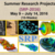 Summer Research Projects (SRP) 2016, VNIT, May 9 - July 14, 2016, Nagpur, Maharashtra