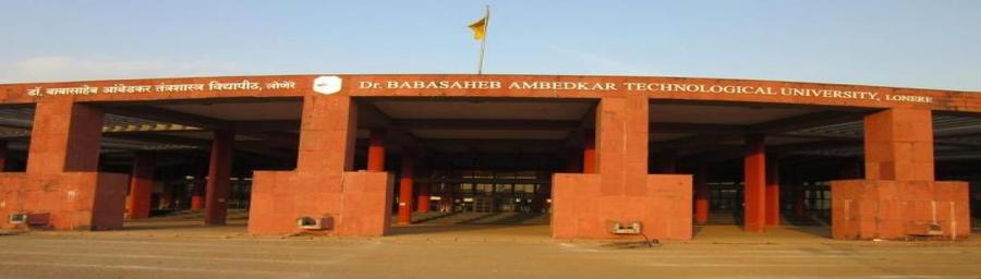 DR Babasaheb Ambedkar Technological University, Lonere