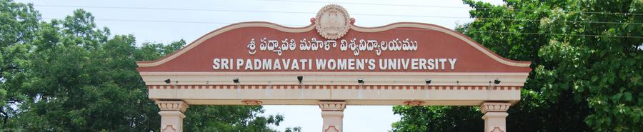 Sri Padmavati Mahila Visvavidyalayam (University for Women), Tirupati