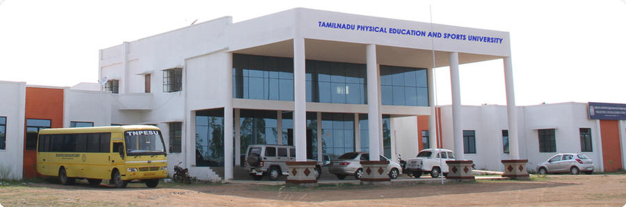 Tamil Nadu Physical Education and Sports University (TNPESU), Chennai