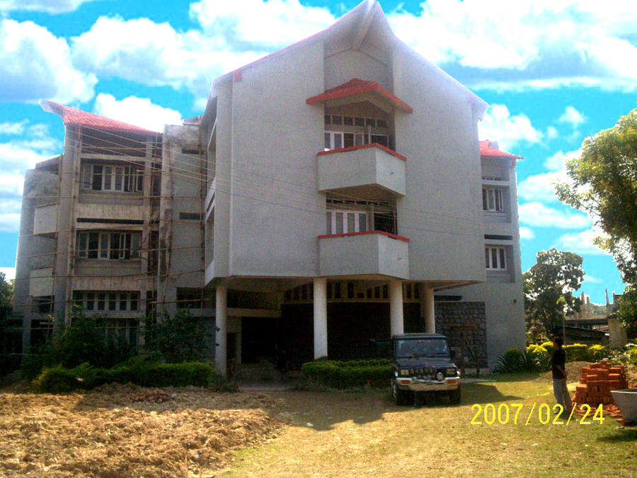 Global Open University, Dimapur