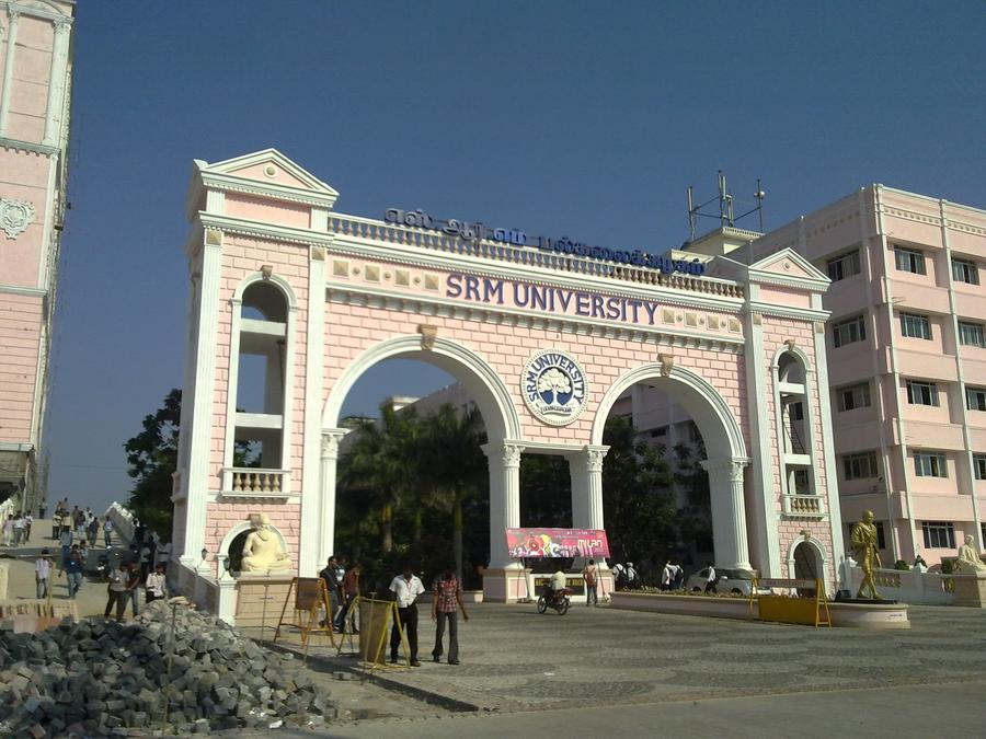 SRM University, Kanchipuram