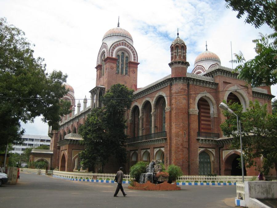 University of Madras, Chennai