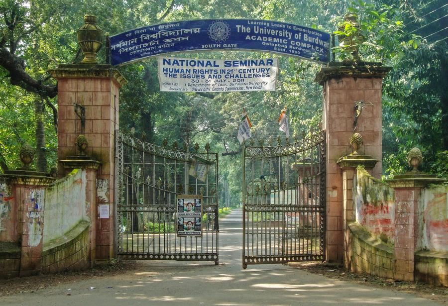 University of Burdwan, Bardhaman