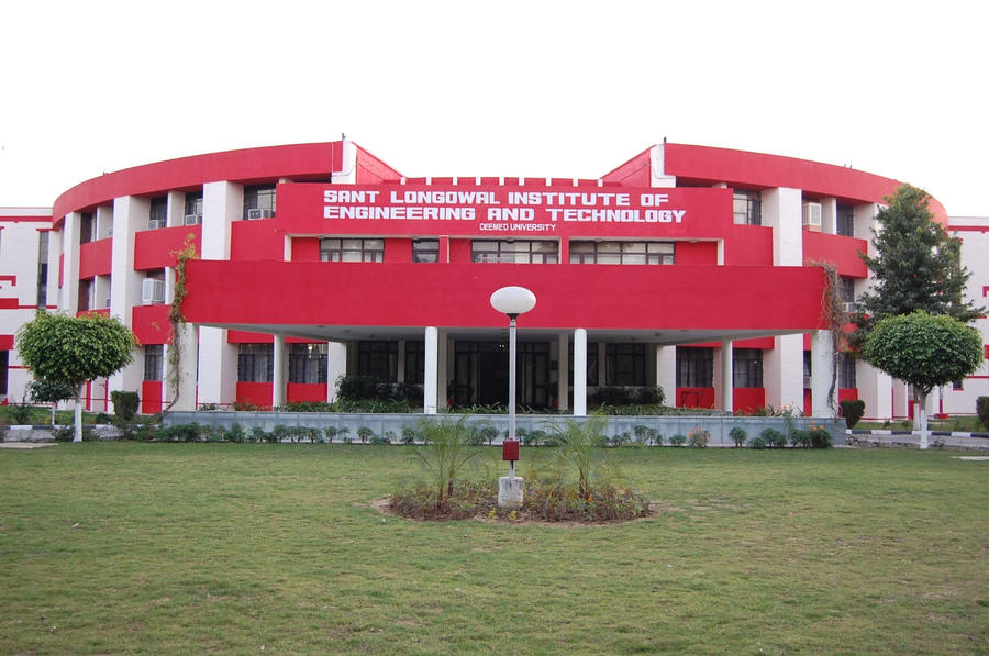 Sant Longowal Institute of Engineering and Technology (SLIET), Sangrur