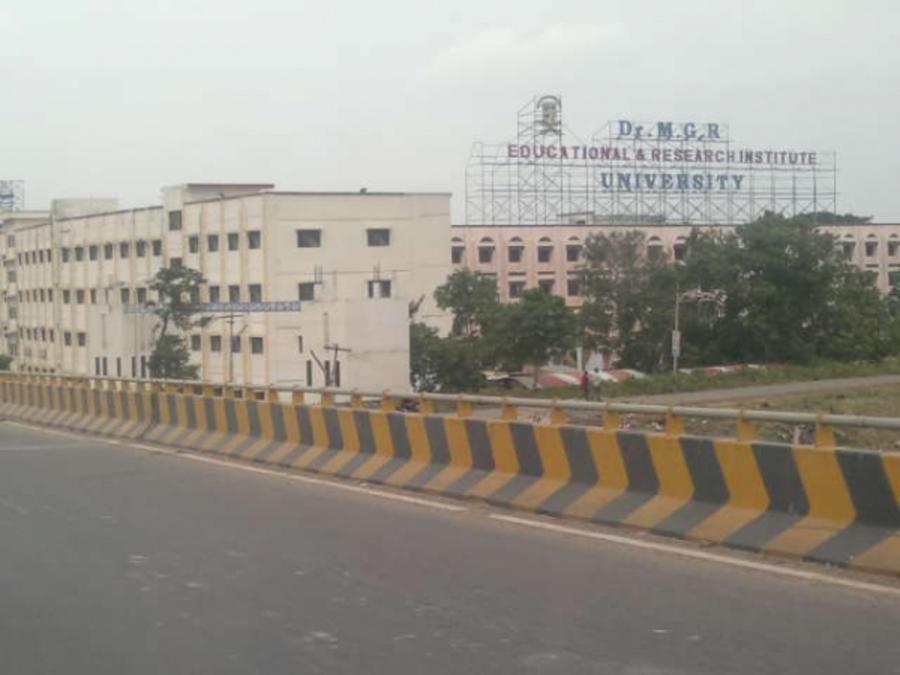 Dr MGR Educational and Research Institute, Maduravoyal