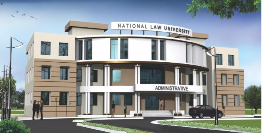 National Law University Odisha (NLUO), Cuttack