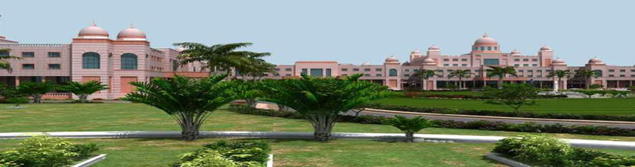 Dr Shakuntala Misra Rehabilitation University (DSMRU), Lucknow