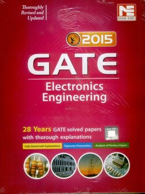 2015 GATE Electronics Engineering by Made Easy