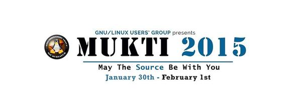MUKTI 2015, NIT Durgapur, January 30 - February 2 2015, Durgapur, West Bengal