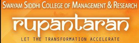 Rupantaran 2015, Swayam Siddhi College of Management and Research, January 31 - February 1 2015, Thane, Maharashtra
