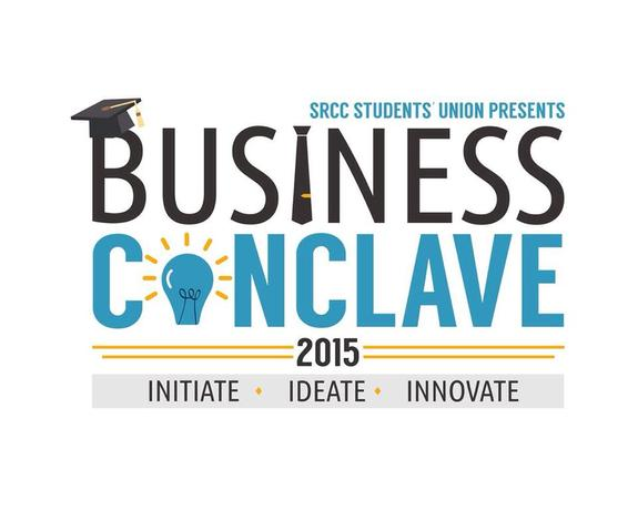 SRCC Business Conclave 2015, Shri Ram College of Commerce, February 2-4 2015, New Delhi, Delhi