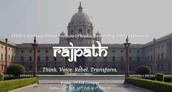 Rahpath 2015, Narsee Monjee College of Commerce and Economics, February 27-March 1 2015, Mumbai, Maharashtra