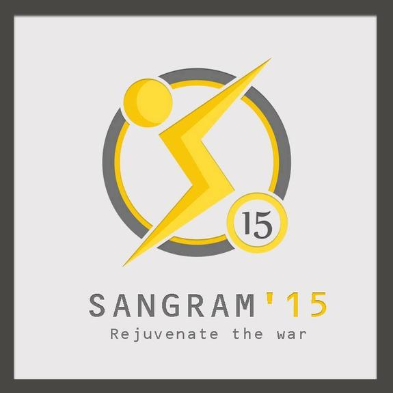 SANGRAM 2015, Indian Institute of Technology Roorkee, March 20-22 2015, Roorkee, Uttarakhand