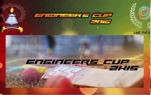 ENGINEERs CUP 2015, College of Engineering and Technology Bhubaneswar, February 19-21 2015, Bhubaneswar, Odisha