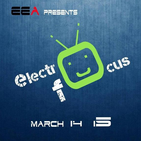 Electrofocus 2015, Madras Institute of Technology,  March 14-15 2015, Chennai, Tamil Nadu
