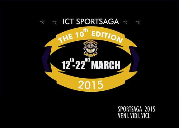 Sportsaga 2015, Institute of Chemical Technology, March 12-22 2015, Mumbai, Maharashtra