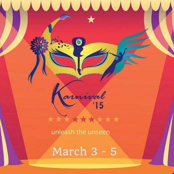 Karnival 15, Sri Krishna College of Engineering and Technology, March 3-5 2015, Coimbatore, Tamil Nadu
