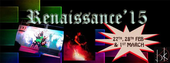 Renaissance 2015, BK School of Business Management, February 27-March 1 2015, Ahmedabad, Gujarat