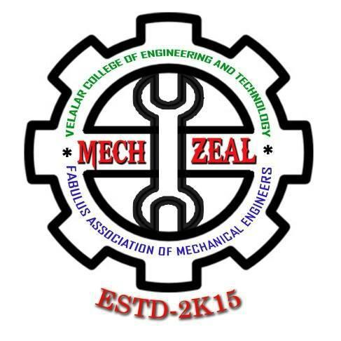 MechZeal 2015, Velalar College of Engineering and Technology, February 21 2015, Erode, Tamil Nadu