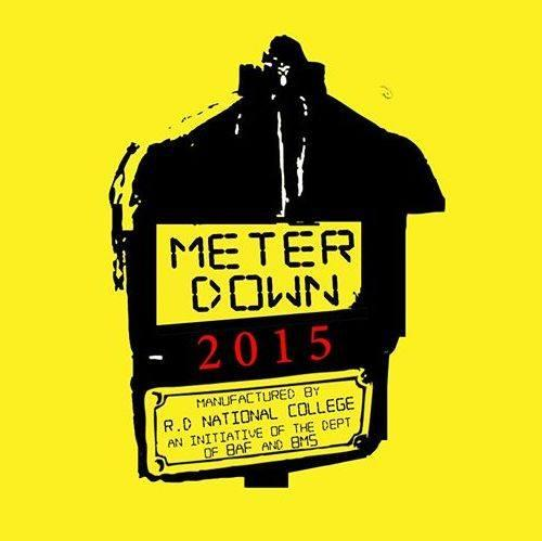 Meter Down 2015, RD National College of Arts and Commerce and WA Science College, February 20-21 2015, Mumbai, Maharashtra