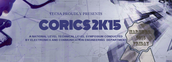 CORICS 2K15, Adhi College of Engineering and Technology, March 20 2015, Kanchipuram, Tamil Nadu
