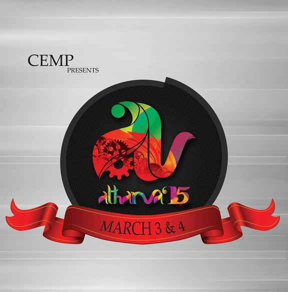 Atharva 15, College of Engineering and Management Punnapra, March 3-4 2015, Alappuzha, Kerala