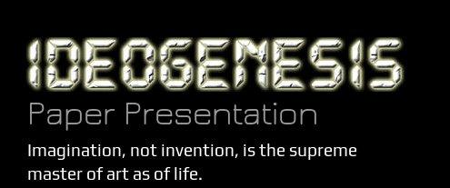 IDEOGENESIS 2015, College of Engineering and Management Punnapra, March 3-4 2015, Alleppey, Kerala
