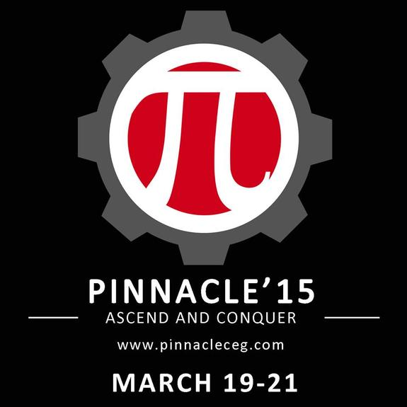 Pinnacle 2015, Anna university, March 19-21 2015, Chennai, Tamil Nadu
