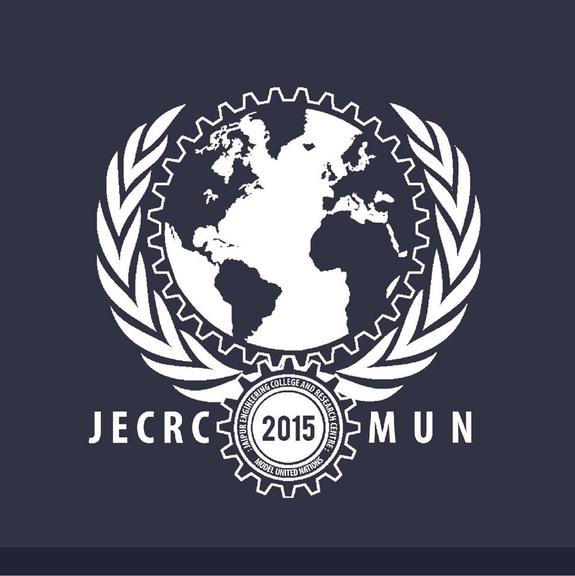 JECRC MUN 2015, Jaipur Engineering College and Research Centre, April 4-5 2015, Jaipur, Rajasthan