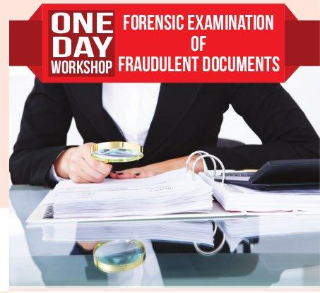 Workshop On Forensic Examination Of Fradulent Documents, Gitam University, March 7 2015, Visakhapatnam, Andhra Pradesh
